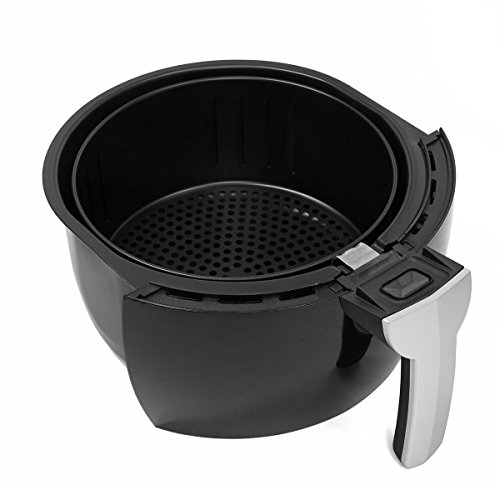 XtremepowerUS Oil-Free 1500 Watts Fryer Cooker 8 Cooking