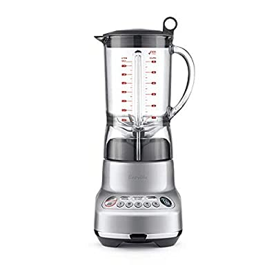 Breville The Fresh and Furious Silver 50 Ounce Blender