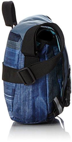 Chiemsee Messenger Medium - Bolso de hombro Unisex adulto Blau (Keen Blue)