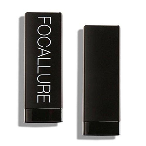 dolly2u Focallure Square Tube Of Lipstick Matte Lasting Non-marking
