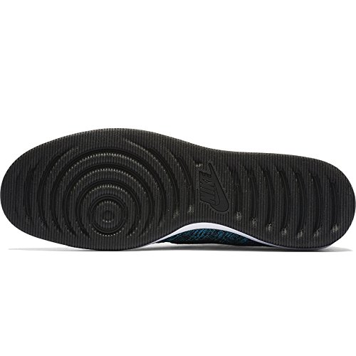 Scarpe Basket Blue Uomo White Flyknit Violet Dunk da Nike wZaER4qT