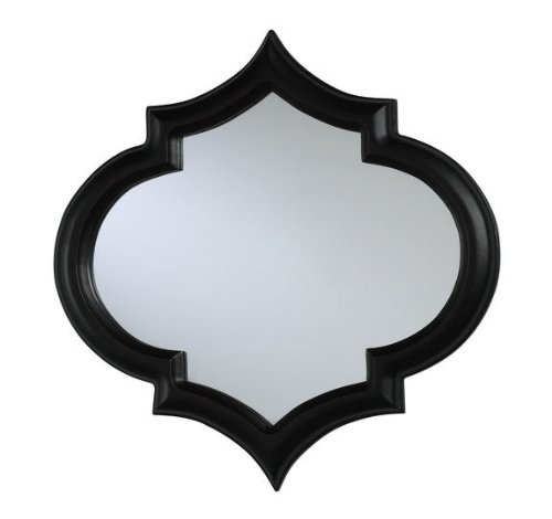 Cyan Design 01917 Corinth Mirror,,Medium Ideal Gift for Wedding, Floral / Floor Vase, Party, Home Decor, Office, Spa