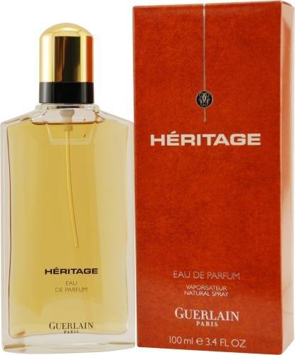 For Edp Spray 3 100ml Guerlain Heritage By 4oz Men D2IYE9HW
