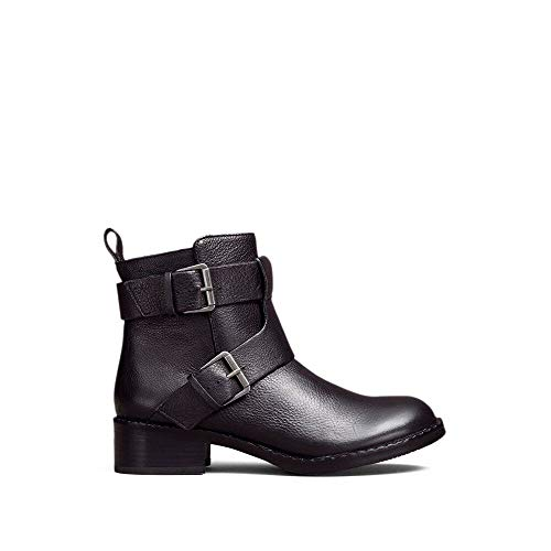 Gentle Souls by Kenneth Cole Women's Best of Moto Ankle Bootie Boot, black, 8.5 M US (Gentle Souls Best Of Moto Boot)
