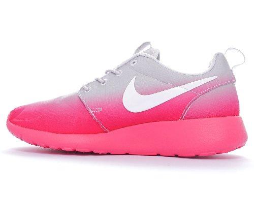 Color Rojo Zapatillas 5 Roshe Talla gris 599432 Gris 38 005 Nike Mujer Print Para Run xaqF88O