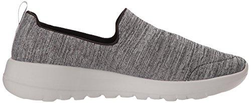 Skechers Donna Andare A Piedi Joy-15611 Sneaker Nero / Grigio