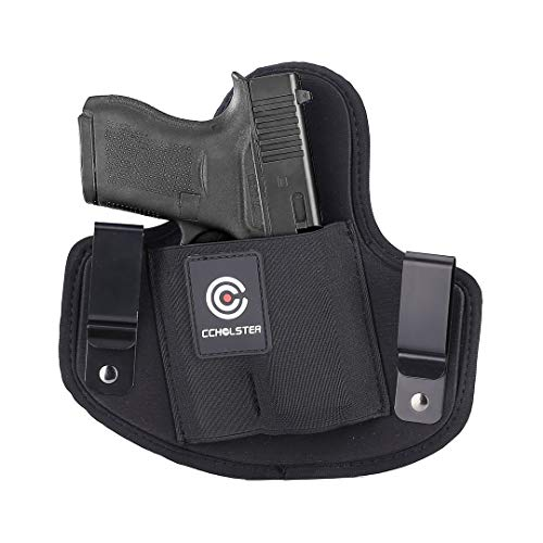 (Ultimate Comfortable IWB Holster V2.0 | Fits Pistols Revolvers with Less Than 3.5