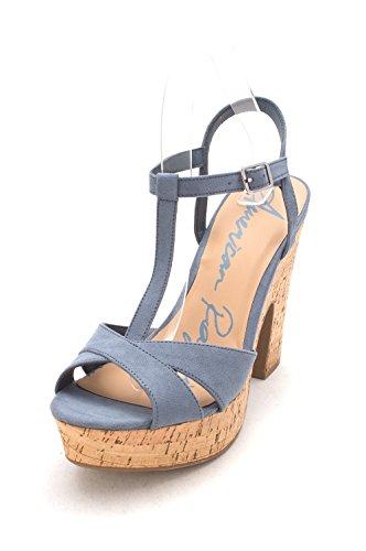 Blue Rag Soft Sandales American Femme wIY0xSU7