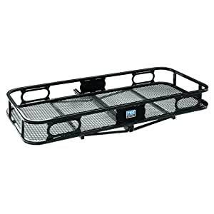 """Pro Series 63155 Rambler Hitch Cargo Carrier for 1-1/4"""" Receivers"""