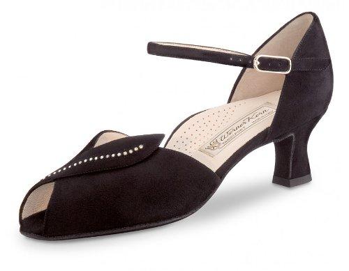 Werner Kern Women's Ilona - 2'' (5.0 cm) Latin Heel, Comfort Line, 7.5 M US (4.5 UK) by Werner Kern