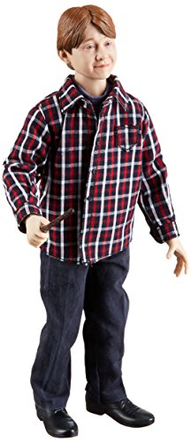[Star Ace Toys Harry Potter & the Sorcerer's Stone: Ron Weasley in Casual Wear 1:6 Scale Action] (Ron And Hermione Costumes)