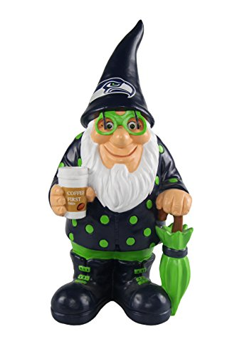 Seattle Seahawks Caricature Gnome ()