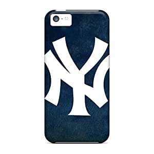 Iphone 5c RsR16447crqV Support Personal Customs HD Ny Yankees Image Protective Hard Phone Case -DannyLCHEUNG
