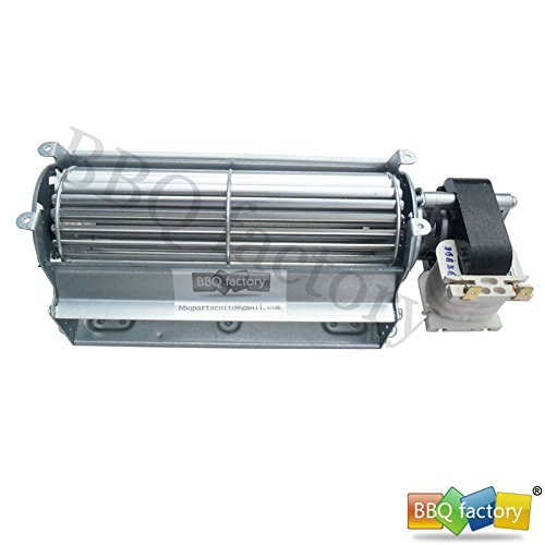 BBQ factory UZY5, PUZY5, 26180 Replacement Fireplace Blower Fan UNIT for Security, Continental, Napoleon, Rotom HB-RB82 bbq factory®