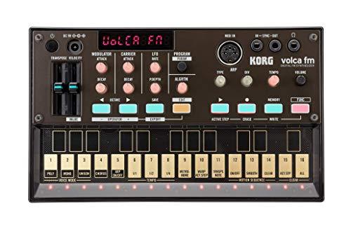 Korg Digital FM Synthesizer (VOLCAFM) (Best App For Making Trance Music)