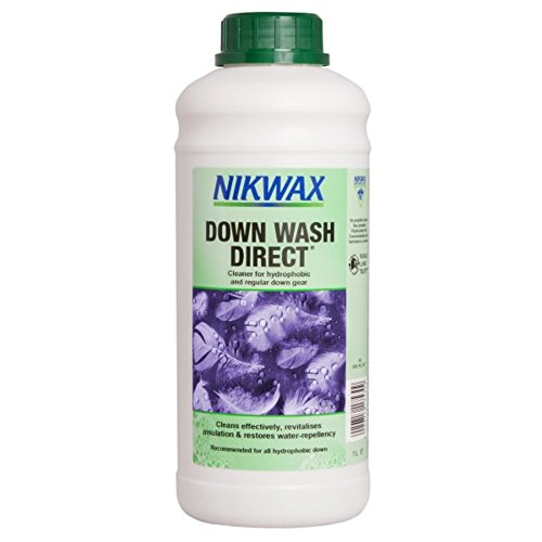 Nikwax Down WASH Direct (1 Litre) (Revitalising Wash)