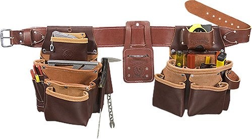 Occidental Leather 5089 XXL Seven Bag Framer ()