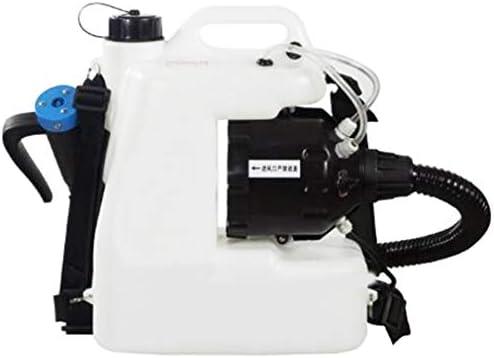 ファミリー ULV 電気噴霧器,携帯 手-開催 インテリジェントな 圧力噴霧器,大口広口 バッテリー式 フォガーマシン,消毒 B 12l