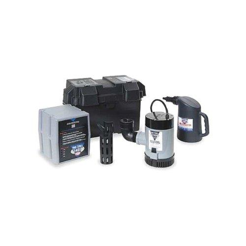 Glentronics, Inc. PHCC-2400 Pro Series Back-Up Sump Pump, 2400 Gallon Per Hour by Glentronics, Inc.