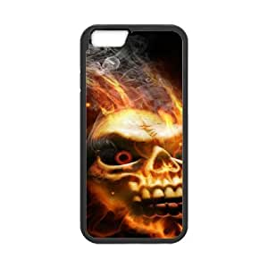 Case Cover For Ipod Touch 5 Skull Phone Back Case Personalized Art Print Design Hard Shell Protection FG015109