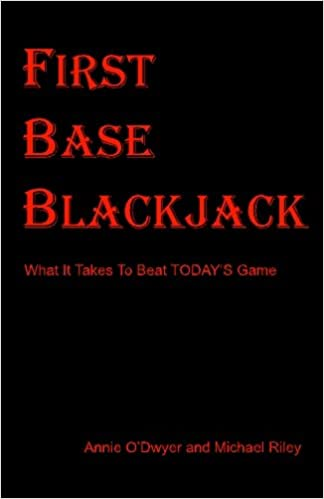First Base Blackjack:: What It Takes To Beat TODAY'S Game
