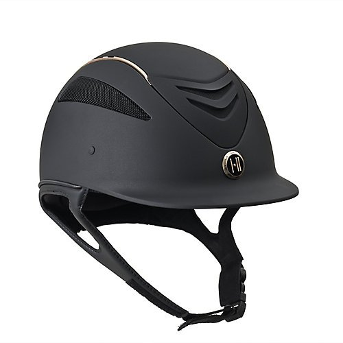 One K Defender RGS Helmet MD Round Black Matte