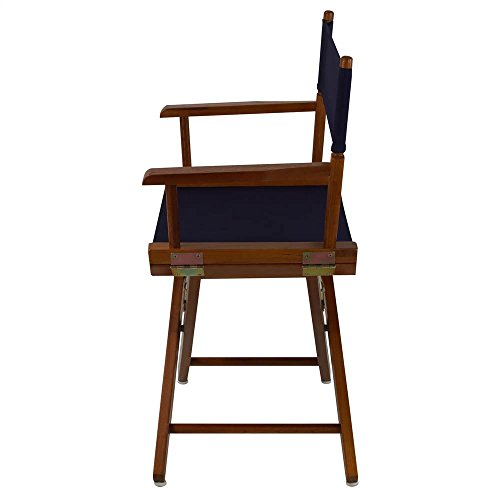 Casual Home Mission Oak Frame Directors Chair by Casual Home (Image #2)