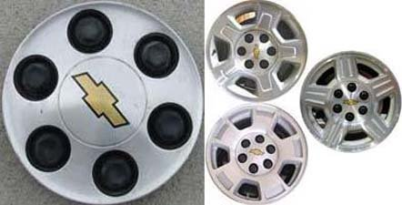 chevy 17 inch rims - 5