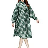 YOJDTD Raincoat, Poncho, Raincoat, Hooded Raincoat, Personalized Raincoat, Green, one Size