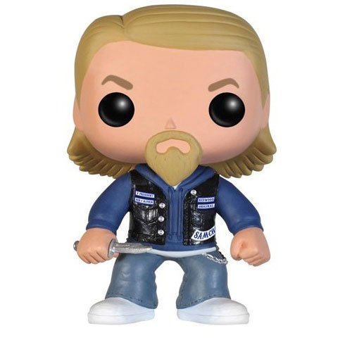POP! - Figura de Jax Teller Sons of Anarchy, 10 cm (Funko FUNVPOP38