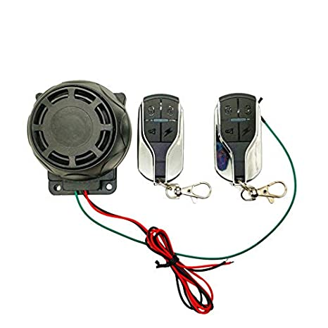 BlackEdragon Sistema de Seguridad de Alarma de Motocicleta ...