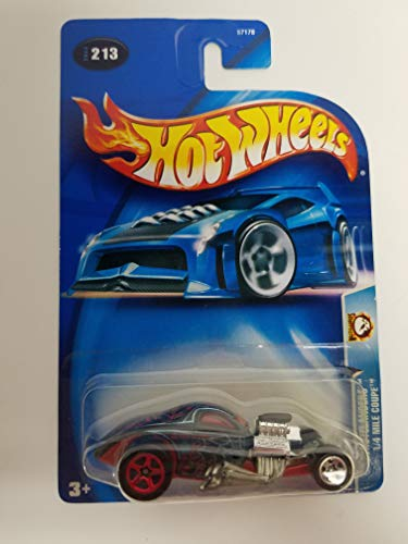 1/4 Mile Coupe Wastelanders 2003 Hot Wheels diecast car No. 213