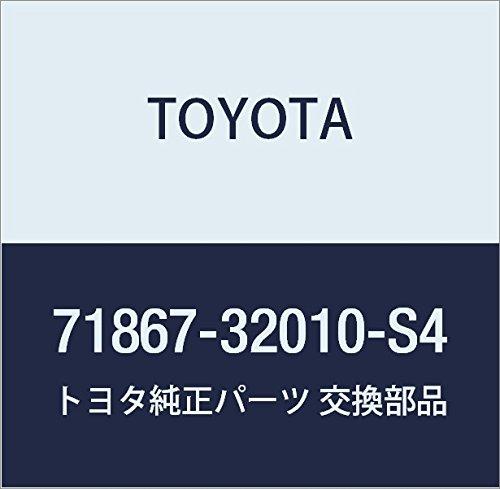 TOYOTA Genuine 71867-32010-S4 Seat Cushion Shield