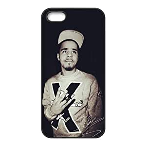 J Cole High Quality Inspired Design TPU Protective cover For Iphone 5 5s iphone5-NY1307