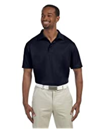 Harriton Men's Polytech Short Sleeve Polo Shirt