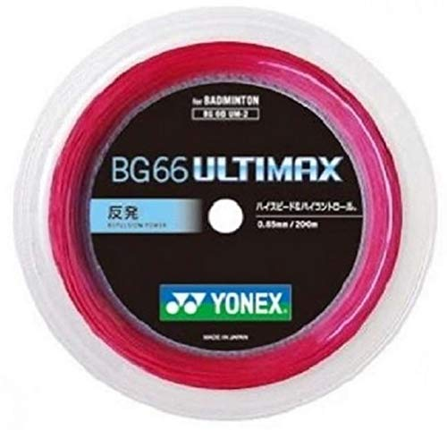 アルティマックス BG66UM 200m レッド B07Q8KYFQC