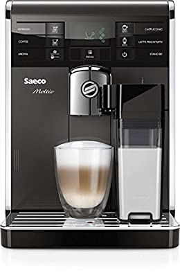 Saeco Hd8869/47 Moltio Super Automatic Espresso Machine