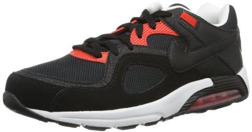 De Mens Nike Air Max Gaan Sterke Essentiële Schoen Zwart / Licht Karmozijn / Wit / Zwart Zwart / Licht Karmozijn / Wit / Zwart