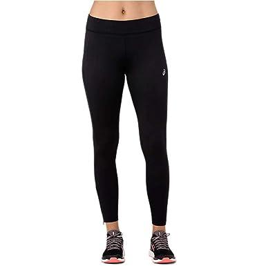 3ca8848c32db Asics Silver Women s Winter Running Tights - AW18  Amazon.co.uk ...