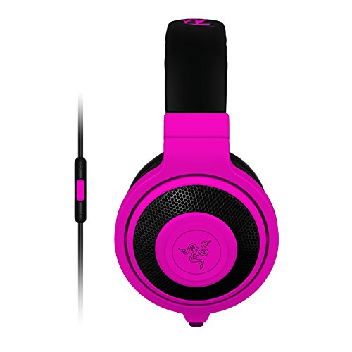 Razer Kraken Mobile Analog Headset Neon