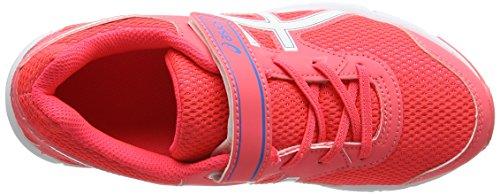 Asics Pre Galaxy 9 Ps, Zapatillas de Running Niñas Varios colores (Diva Pink / White / Diva Blue)