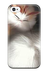Case Cover For Iphone 4/4s - Retailer Packaging Pokemon Cats Protective Case