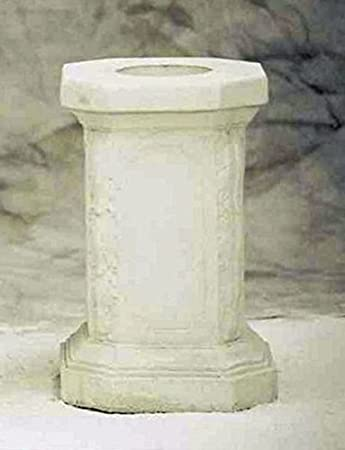 Sockel Podest Säule Steinsäule pedestal