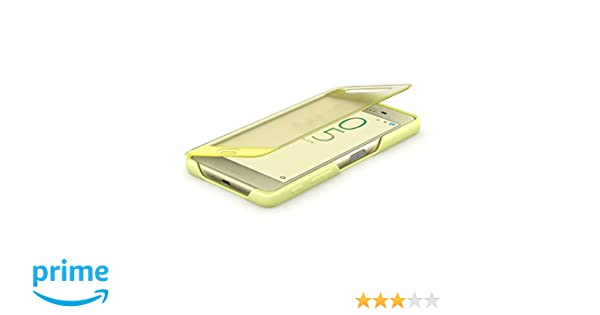 info for 407ee 42f84 Original Sony Style Cover Touch SCR56 for Xperia X Performance (Green Gold)