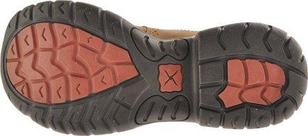 Twisted X Ladies All Around Sq Distress Boots B004W261QE 7 B(M) US Distressed Saddle/Distressed