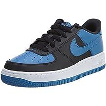 NIKE Boy's Air Force 1 Low Basketball Sneaker