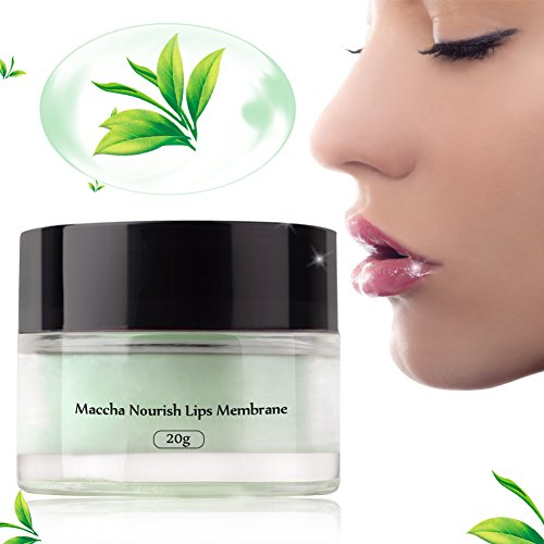 Green Tea Lip Balm - 8