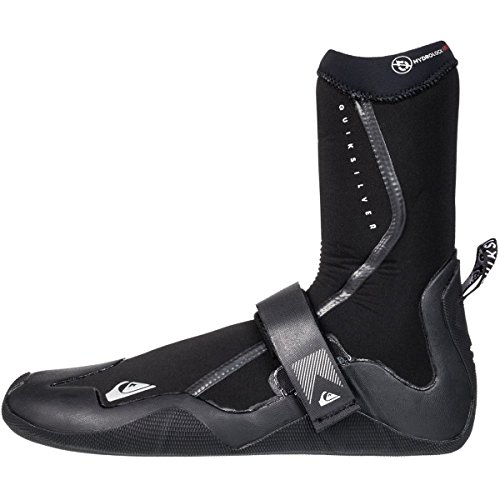 Quiksilver 5mm Highline Series Split Toe Men's Watersports Boots - Black / 7
