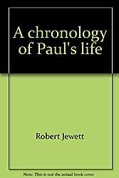 A chronology of Paul's life