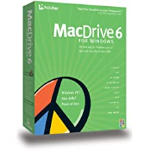 Mediafour MacDrive 6 for Windows
